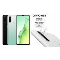 smartphone oppo seri A31 Ram 4gb internal 64gb