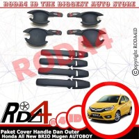 Paket Outer Handle Dan Cover Handle All New Brio 2018 Mugen AUTOBOY