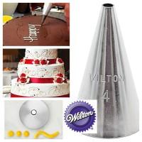 Spuit wilton ori no 4 spuit wilton original polos dekorasi kue wedding