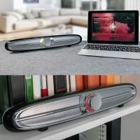 Terbaru Speaker Sound Box 3.5mm Dengan Kabel Untuk TV Desktop Komputer