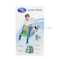 Diskongila Baby Safe Step Ladder Potty . Toilet Seat . Tangga Pipis