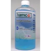 Hamco Hand Sanitizer 500 ml tanpa pompa