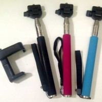 Tongsis Monopod With Holder L JUMBO for Smart Phone and Camera Di