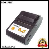 Printer Thermal Mini Portable 58mm Bluetooth Murah KOM-229