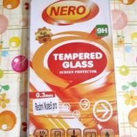 Tempered Glass Nero For Xiaomi Redmi Note 5 sparepart