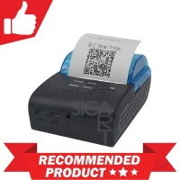 Zjiang Mini Portable Bluetooth Thermal Receipt Printer - 5805-DD