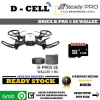 Brica B Pro 5 Se Wallee With Remote Control HD Drone Action Camera