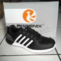 sepatu olahraga Phoenix Charon Bk original