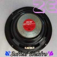 Speaker Woofer ACR 660 Speaker 6 inch