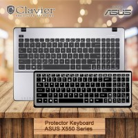Keyboard Protector Cover Asus X550 X550D X550J X550Z X550DP-XX096