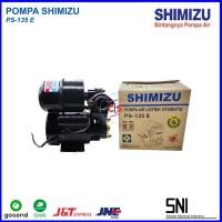 Mesin Pompa Air Sumur Dangkal Shimizu PS 135 E - Otomatis