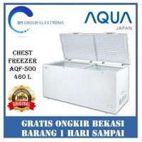 AQUA AQF 500 W Chest Freezer (460 L)