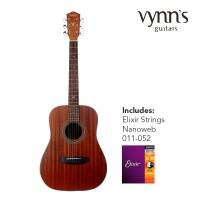Vynn's D01 MINI E-MH Acoustic Electric Guitar