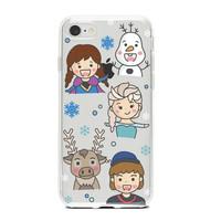 Case Doodle Frozen (Tersedia untuk Semua Tipe HP)