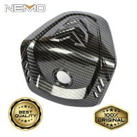 Cover / Tutup Stang Carbon Nemo Yamaha New Nmax 2020