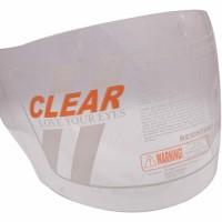 Kaca Helm MDS Vento / Helm Gojek / MDS Vento (30) Merk Clear