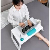 Meja lipat serbaguna Meja belajar M231 Meja laptop lipat