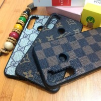 Oppo A5 2020 A9 2020 bruberry LV Gucci PU Leather Back Cover Case - 5