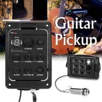 Spul Gitar Akustik - Pick Up Fishman Yamaha - Pre Amp Presys Blend