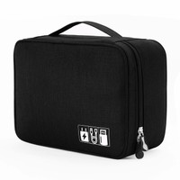 Travel Digital Cable Pouch Bag / Tas Kabel Usb Charger Organizer