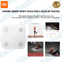 Timbangan Berat Badan Digital Xiaomi MI SMART SCALE WEIGHT ORIGINAL
