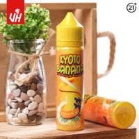 DISKON KYOTO BANANA 60ML By MONDIAL EJUICE