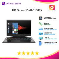 HP Omen 15-dh0180TX i7 9750H 16GB 1TB+512ssd RTX2060 6GB W10OHS 144Hz