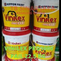 Cat Tembok Vinilex Pro Putih (25 Kg) X CAT KILOAN X ARIESGOLD X PUFFIN
