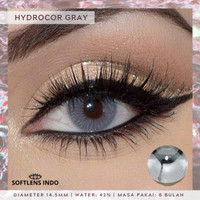 Softlens sweety plus sweety hydrocor gray/ abu
