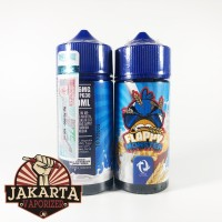 [6MG] FLAPPY MONSTER 100ML 6MG OAT MILK BY TETRA INDONESIA E LIQUID