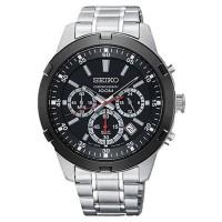 Jam Tangan Pria Seiko Neo Sport Chronograph Quartz SKS611P1
