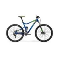 Merida Sepeda Mtb 18 One Twenty 7.Xt Edt 18 - Biru/Hijau