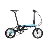 Dahon Sepeda Lipat 19 K3 - Biru/Hitam