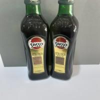 minyak zaitun sasso 500ml extra virgin olive oil