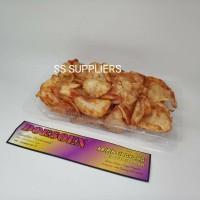 Snack keripik kripik singkong Gulai ayam pedas 150gr