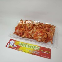 Snack keripik kripik singkong Manis pedas 150gr