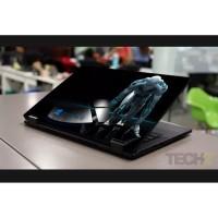 Stiker Laptop PC Notebook Garskin Pelindung Anti Gores Karaktera