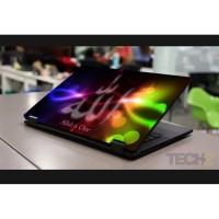 Stiker Laptop PC Notebook Garskin Pelindung Anti Gores Kaligrafi