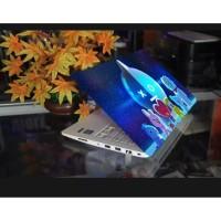 Stiker Laptop PC Notebook Garskin Pelindung Anti Gores Kartun