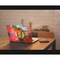 Stiker Laptop PC Notebook Garskin Pelindung Anti Gores singa