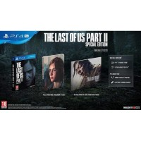 The Last of Us Part 2 Spesial Edition Game PS4 Reg 3 Asia