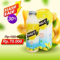 Sari Lemon Zhu C 500ml Jus Diet 100% Asli