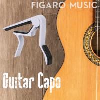 Capo Gitar Aluminium Alloy - Guitar Capo - PUTIH