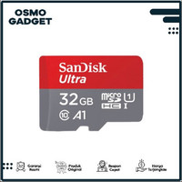 Memory Card Micro SD Sandisk 32GB CL10 98Mbps A1