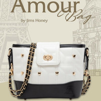 Tas Wanita Tas selempang Wanita Amour Bag by Jims Honey Original