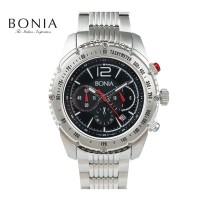 [ORIGINAL] Bonia BPT189-1335C Jam Tangan Pria Stainless Steel - Silver