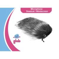 Deadcat Microphone Camera Windshield Fur Windscreen Noise Takstar Rode