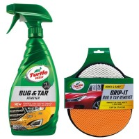 Turtle Wax [BUNDLE] Bug & Tar + GRIP IT Bug & Tar