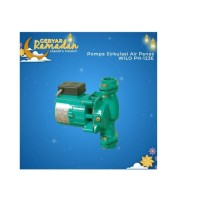Mesin Pompa Sirkulasi Air Panas WILO PH-123E Hot Water Circulation OKE