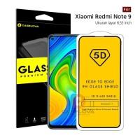 Full Cover Tempered Glass 5D / 6D / 9D Xiaomi Redmi Note 9
